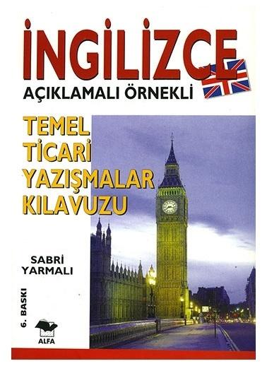 Alfa İngilizce Temel Ticari Yazışmalar Kılavuzu Renkli